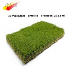 PRATO SINTETICO ALTEZZA 36 MM