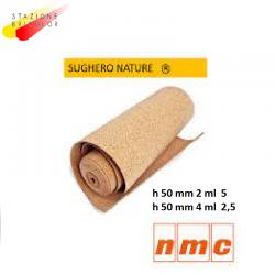 SUGHERO NATURALE  2  e 4mm...