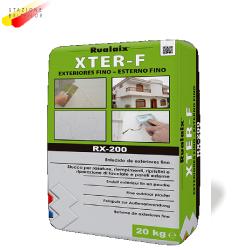 RX 200 EXTERIOR stucco fine...