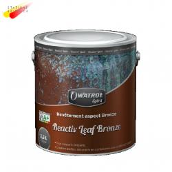 Reactiv leaf bronze